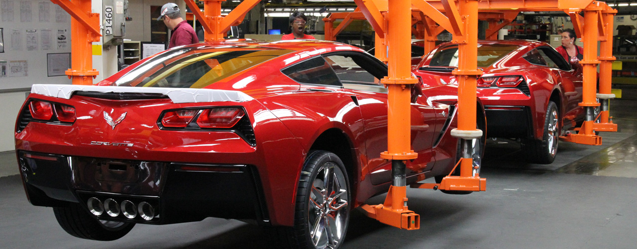 GM to Invest $290 Million in Corvette Plant Upgrade | KAM